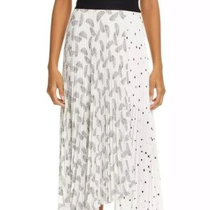 A.L.C. Grainger Pleated Skirt, in Size 0.